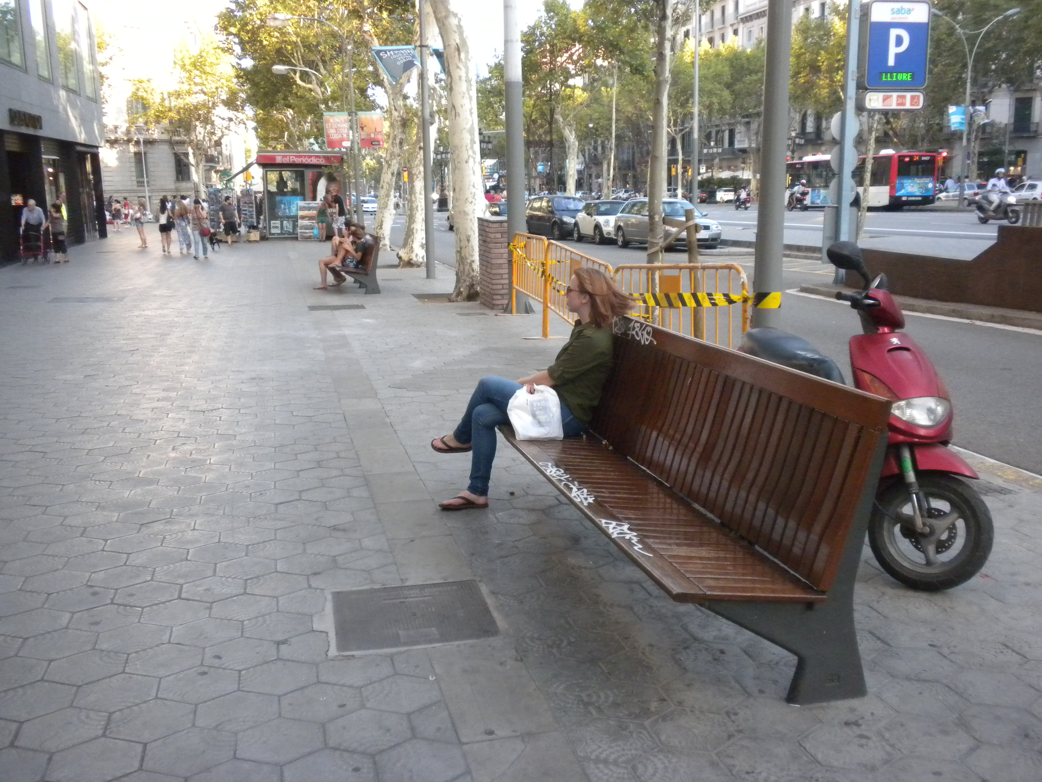 Here Are Some Examples Of Public Seating Around The World About Town