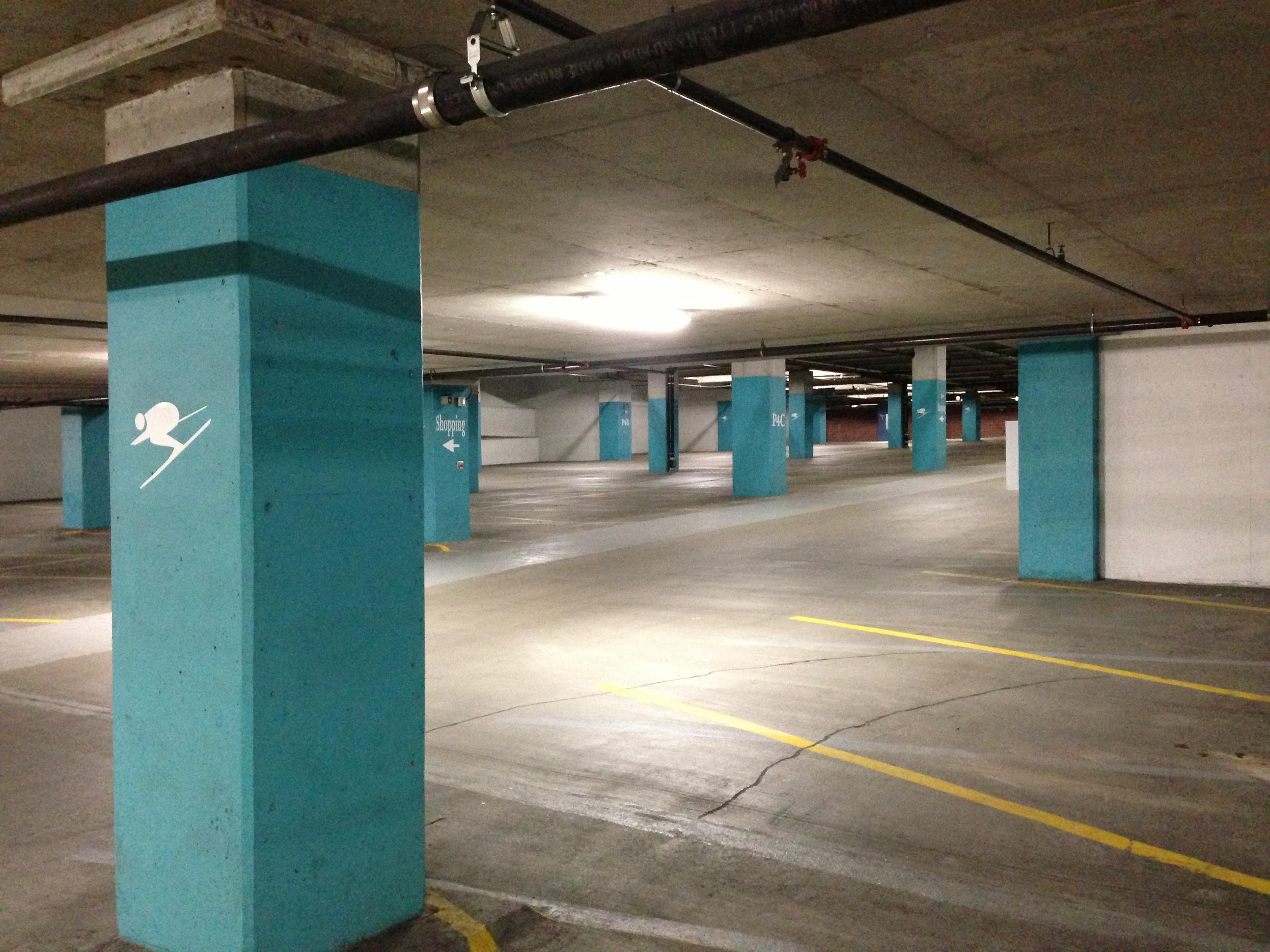 Parking garage interior design images for Garage interior designs photos
